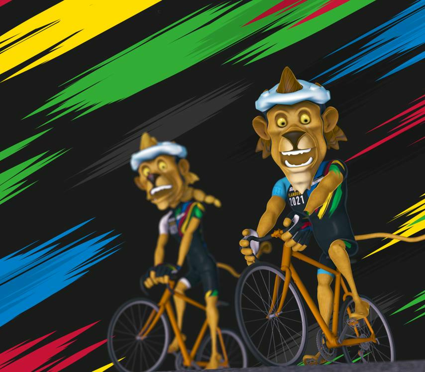 The Road World Championships are coming to your school!