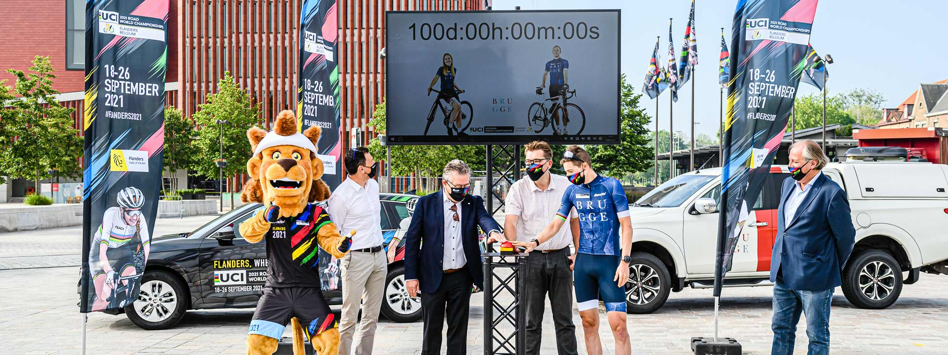 100 days to the World Championships: the countdown has begun