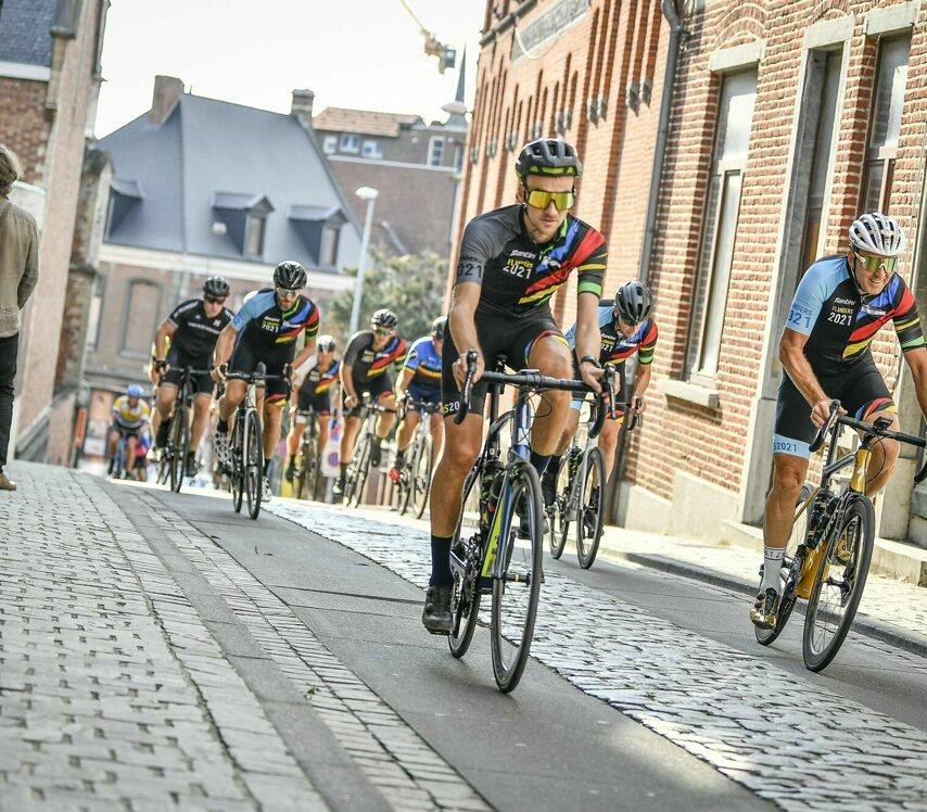 Explore the World Championships route yourself with Cities By Bike