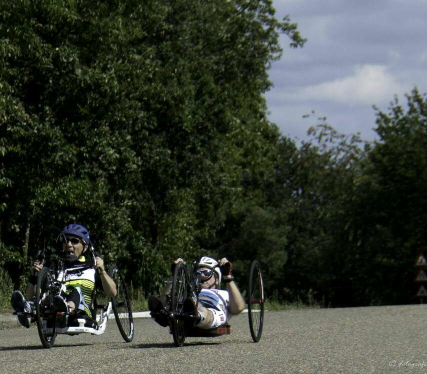 Come and try out adapted bicycles during the Flanders 2021 Roadshow