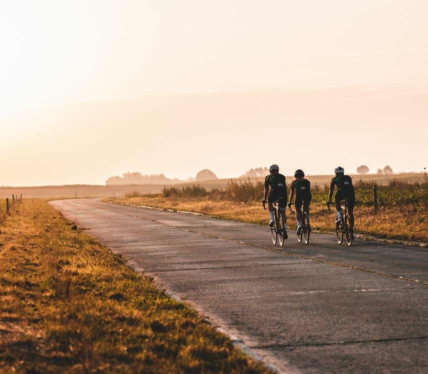 Kick off the World Championships in Flanders with the Flanders 2021 Ride Knokke-Heist - Bruges