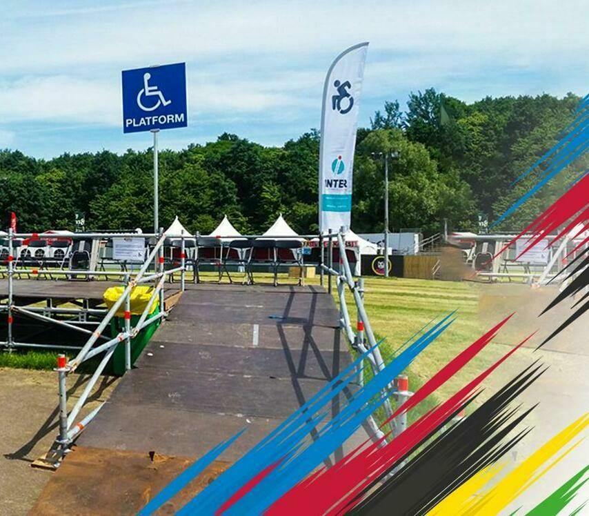 2021 UCI Road World Championships that are accessible to all!