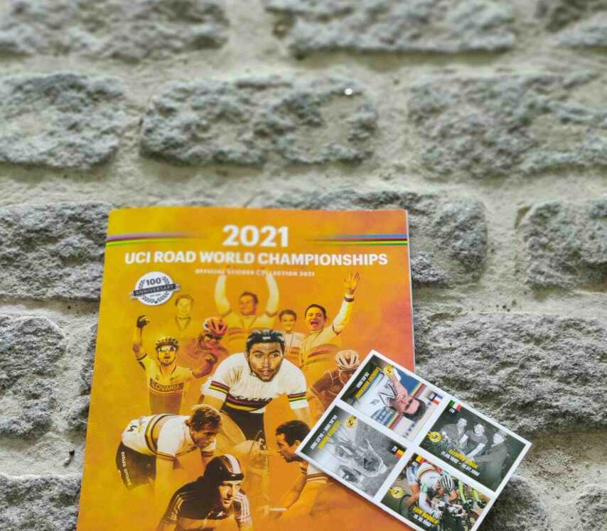 Collect the history of the world championships with publisher Panini