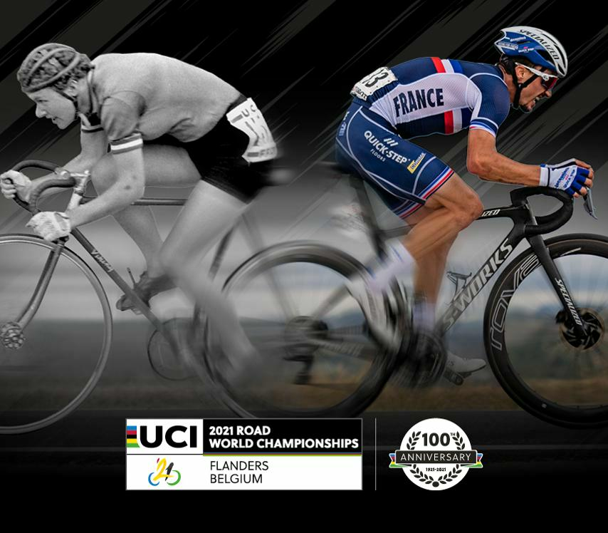 Photo exhibition 100 years of UCI Road World Championships