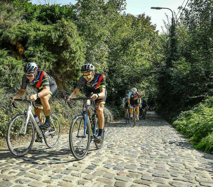 Road races from Antwerp to Leuven presented