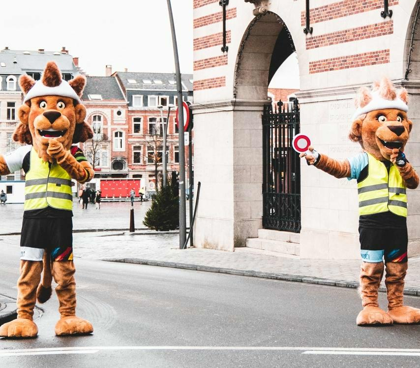 Road World Championships in Flanders is looking for volunteers (m/f/x)