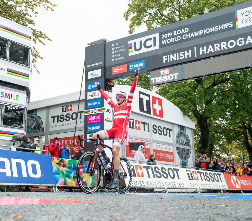 Here come the 2021 UCI Road World Championships!