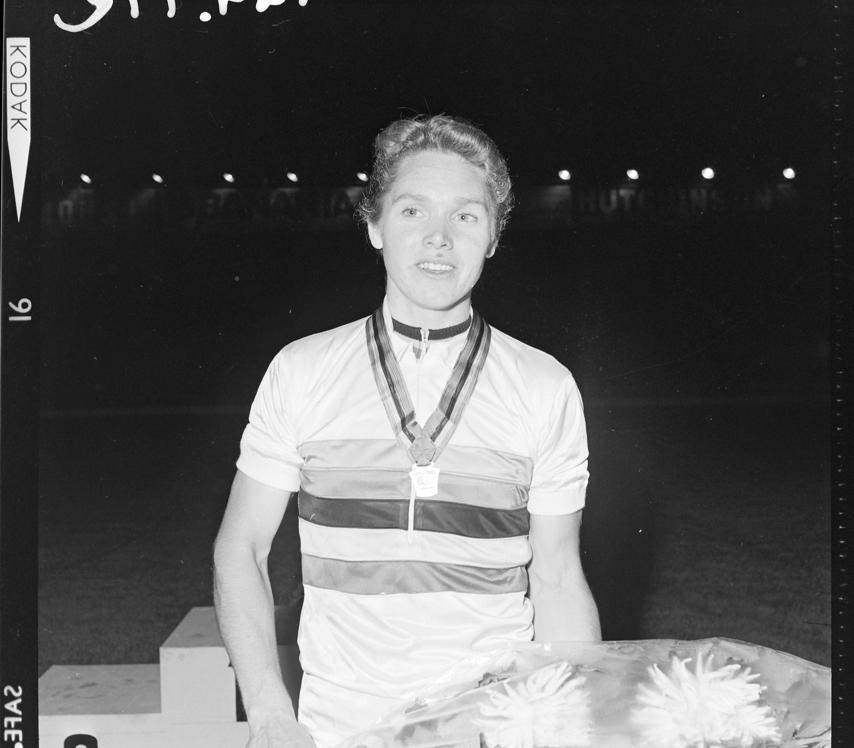 Ronse 1963: 3rd World Championships in Flanders