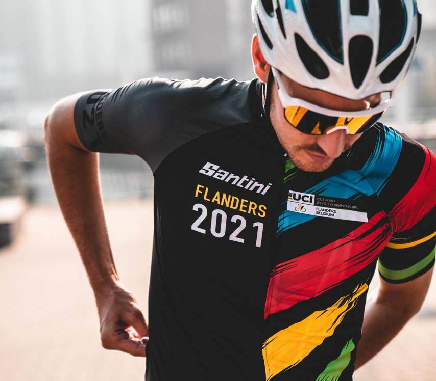 Keep the rainbow in Flanders with our official merch!