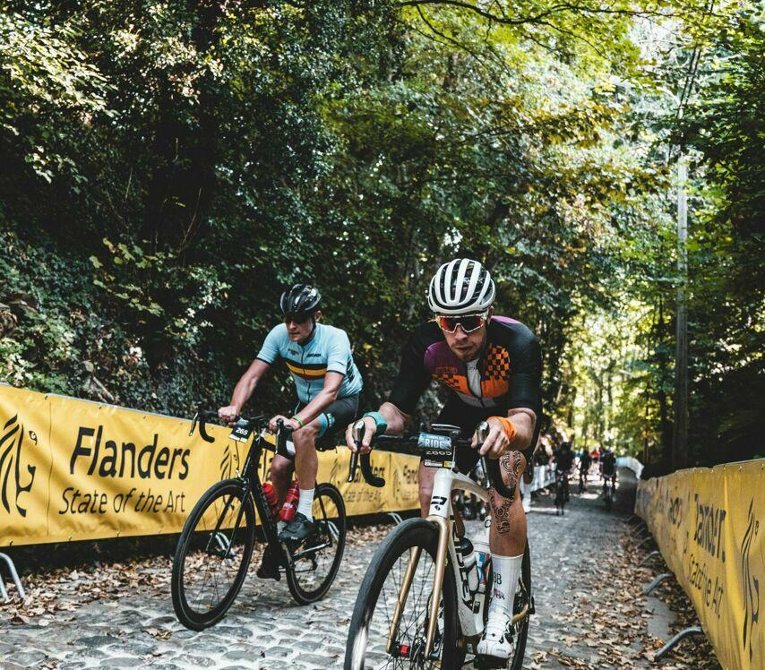 Riders and fans now totally familiar with the UCI Road World Championships roads