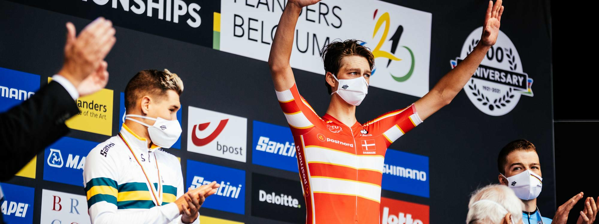 Price-Pejtersen now also UCI Road World Champion after European Championship win