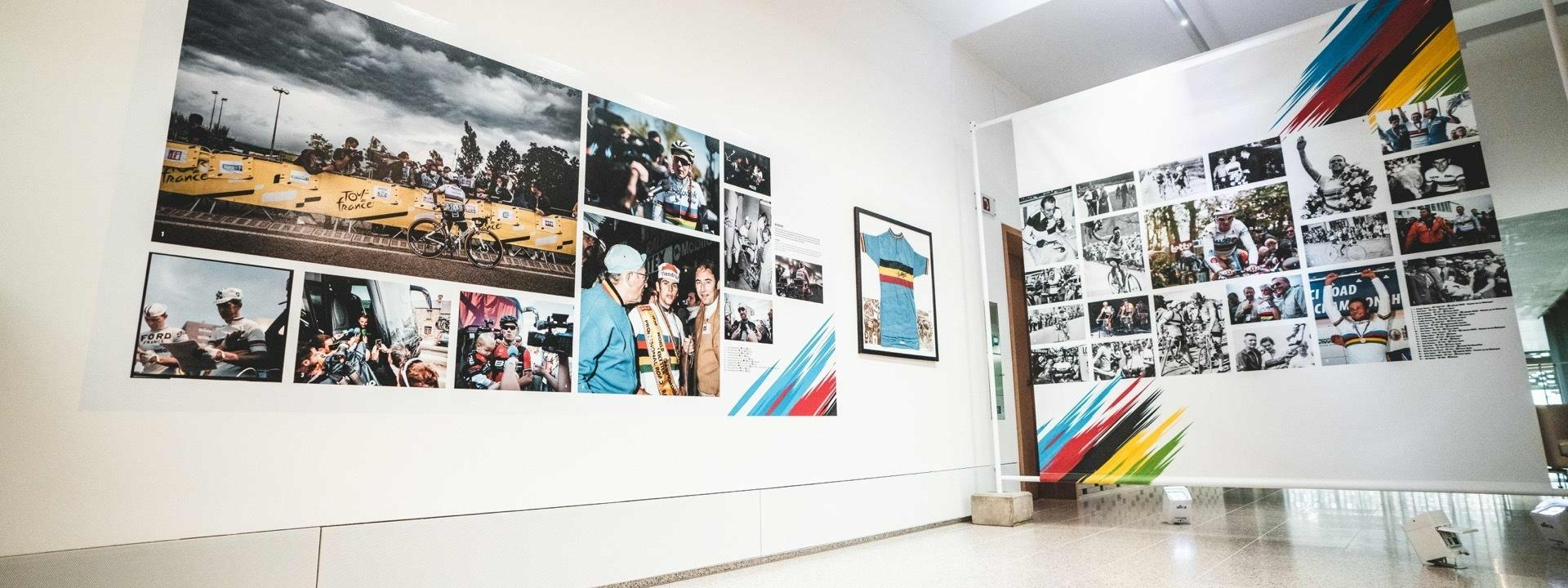 Exclusive discount for '100 years of cycling World Championships' photo exhibition